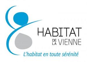 logo habitat de la vienne